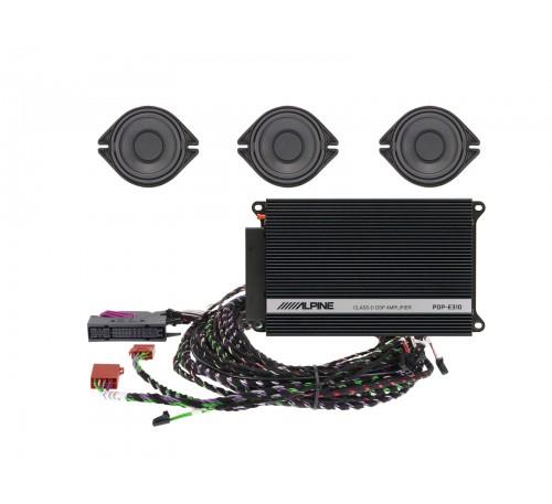 Превосходная интеграция системы для Audi A4, A5 и Q5