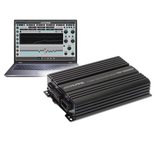 8-канальный цифровой процессор-усилитель