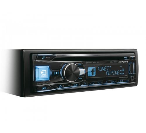 CD-ресивер со встроенной системой BLUETOOTH®