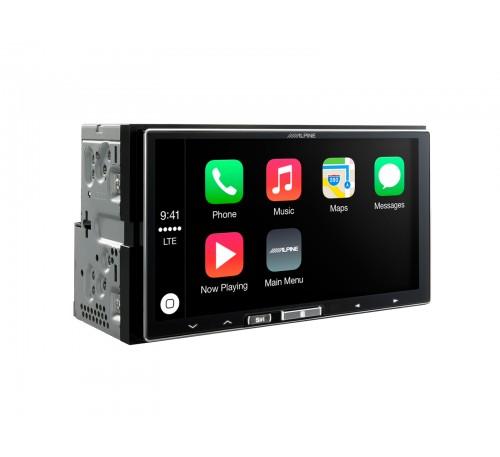 Цифровой медиа-ресивер с Apple CarPlay