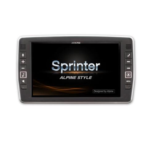 """Информационно-развлекательная система 9"""" для Mercedes-Benz Sprinter (S906) с картами TomTom и поддержкой Apple CarPlay и Android Auto"""